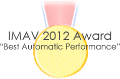 IMAV 2012 Award - Best Automatic Performance