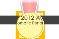 IMAV 2012 Award - Best Automatic Performance